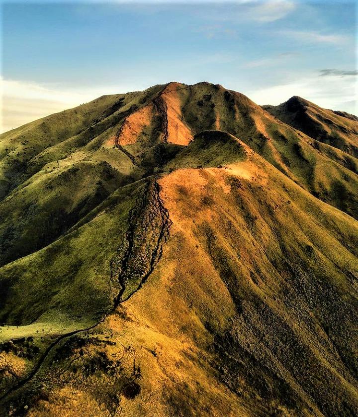 Mengintip Keindahan Taman Nasional Gunung Merbabu