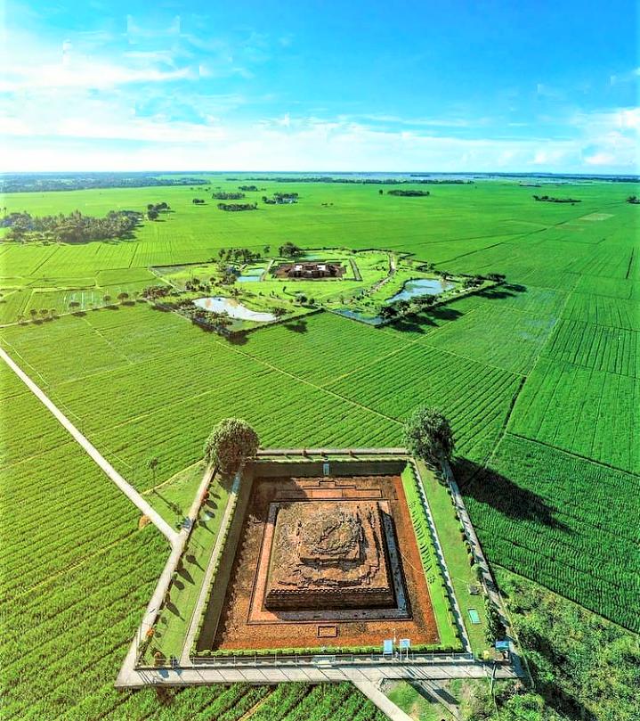 Situs Batujaya, 2 Candi yang Fenomenal di Karawang
