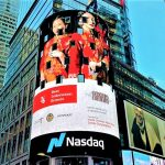 Pers Release, Videotron Times Square NY24