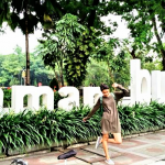Surabaya, Taman Bungkul, Photo by @widiya.tridi