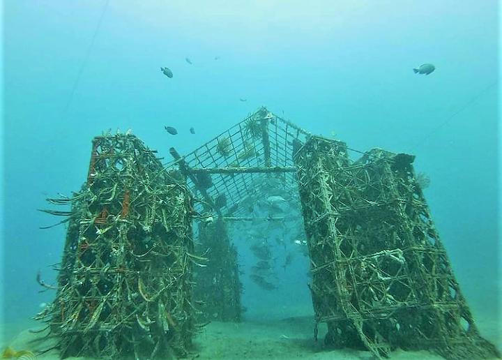 Bangsring Underwater, Sensasi Wisata Laut nan Unik di Banyuwangi