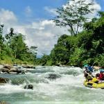 Sumatera Utara, Arum Jeram Sungai Bingei, Photo by@arya_zhi
