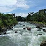 Sumatera Utara, Arum Jeram Sungai Bingei, Photo by@jeramsumt